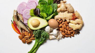 اطعمة تساعد على الوقاية من الزهايمر