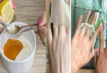 الوصفة الجبارة التي تجعل اليدين رائعتين من أول استعمال