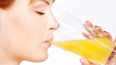فوائد شرب عصير البرتقال في الصباح