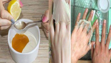 وصفة للتخلص من الجلد الميت