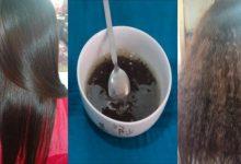 وصفة مجربة ومضمونة تحول شعرك إلى خيوط من الحرير