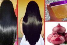 وصفة مميزة للحصول على شعر كثيف وقوي