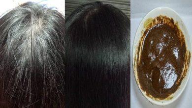 الوصفة الجبارة التي تقضي على الشعر الأبيض من العمق