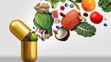 افضل المكملات الغذائية الطبيعية