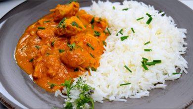 وصفة دجاج تكا ماسالا الهندي