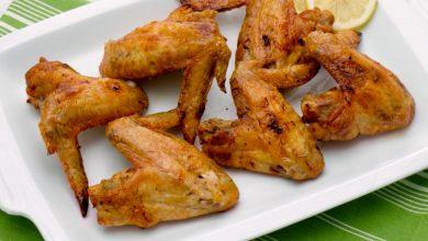 طريقة عمل جوانح الدجاج