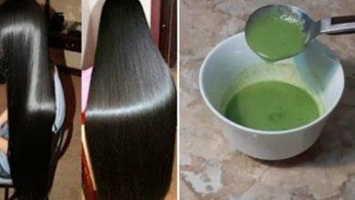 الخلطة العجيبة التي ستحول شعرك إلى حرير