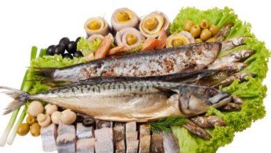 فوائد الأسماك المملحة