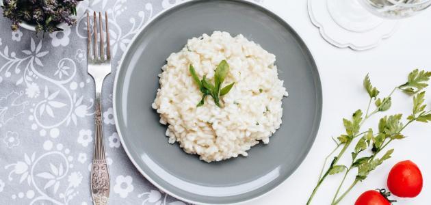 طريقة عمل الأرز الريزو