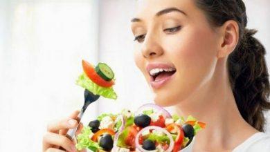 أطعمة غذائية لنمو الشعر