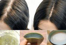 أسرع طريقة طبيعية لتكثيف الشعر الخفيف