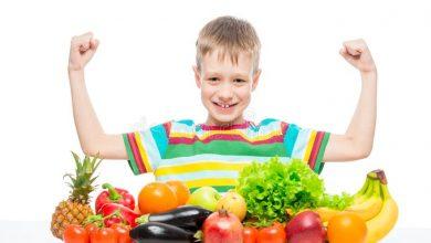 أهمية فيتامين هـ للأطفال
