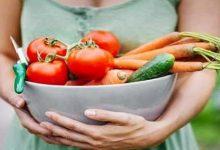 اضرار النظام الغذائي النباتي