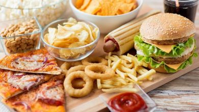 اطعمة ضارة لمرضى السكري