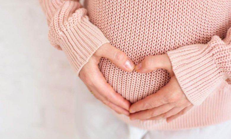 الجنين في الأسبوع الثامن من الحمل