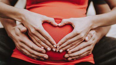 تطور الجنين في الاسبوع 33 من الحمل