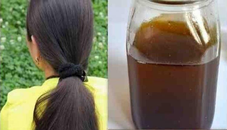 الوصفة المثالية للحصول على شعر كثيف وقوي وبراق