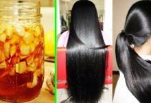 خلطة طبيعية لإعادة تكثيف الشعر و إنبات الفراغات