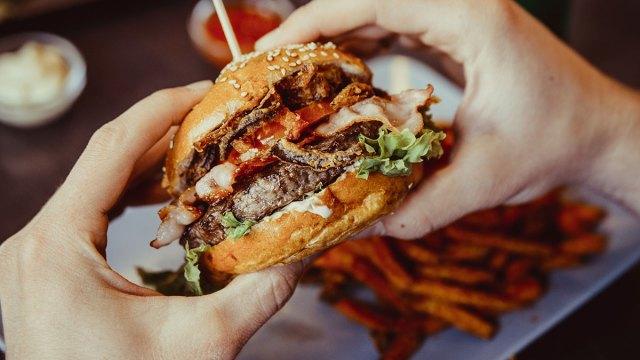 طريقة تحضير برجر دايت Diet قليل السعرات الحرارية