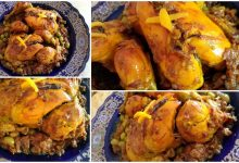 طريقة عمل الدجاج محمر
