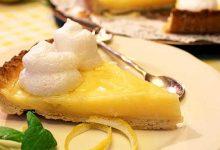 طريقة عمل كيك الليمون بالمارينج