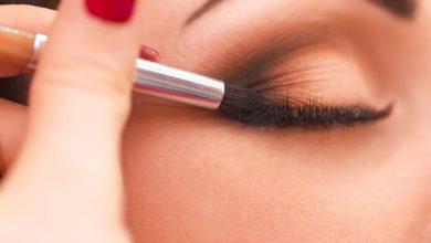 طريقة عمل مكياج عيون