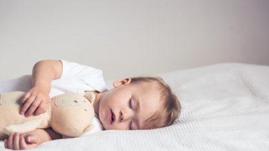 علاج قلة النوم عند الأطفال