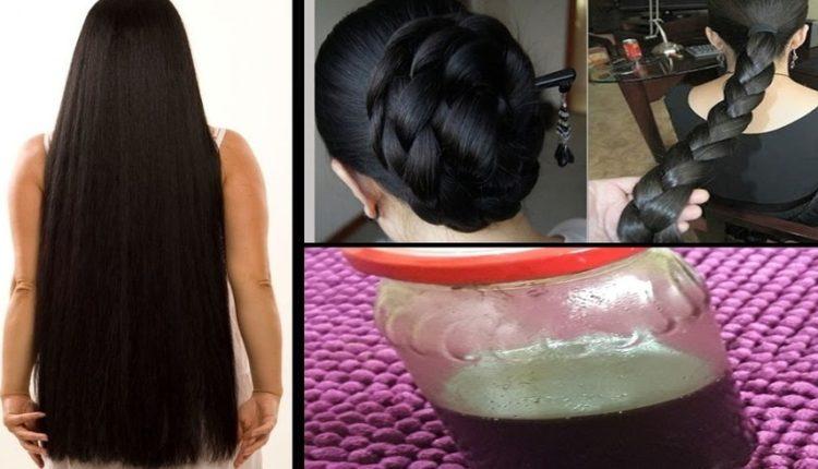 وصفة لعلاج مشاكل الشعر منها التساقط وملء الفراغات