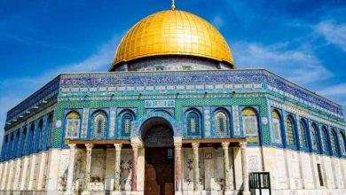 فضل الصلاة في المسجد الأقصى