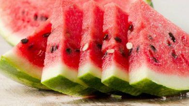 فوائد البطيخ للقولون