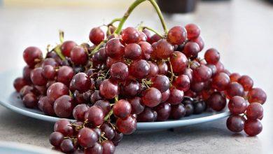 فوائد العنب للتخسيس