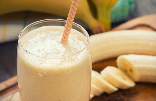 فوائد الموز بالحليب