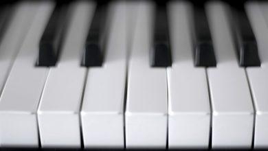 كم عدد مفاتيح البيانو