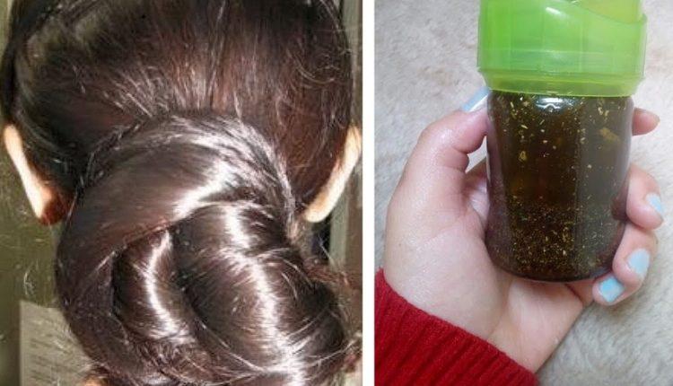وصفة الجدات التي تقوي الشعر وتجعله كثيفا وتخلصك من الفراغات