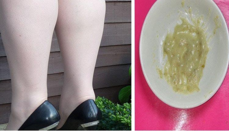 وصفة بسيطة لتسمين الساقين