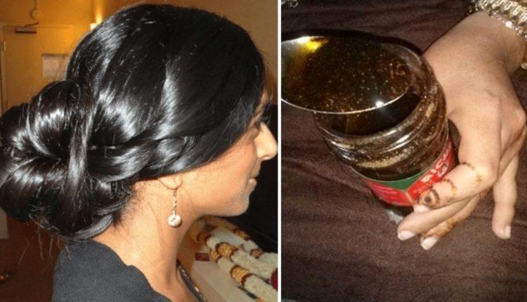 وصفة تخلصك من تساقط الشعر والفراغات في مدة قصيرة