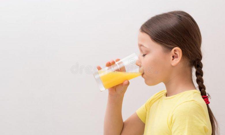 أعراض نقص فيتامين سي للأطفال وعلاجه