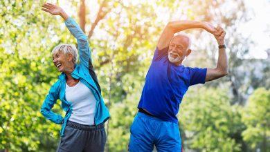 اهمية الرياضة لكبار السن والمسنين