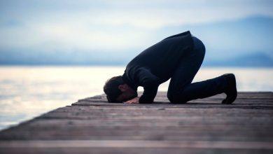 حوار بين شخصين عن الصلاة