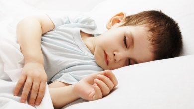 علاج التبول الليلي عند الأطفال