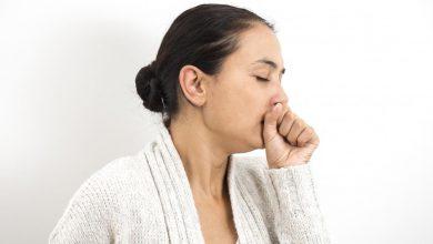 علاج السعال الجاف والمستمر بطرق طبيعية