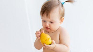 فوائد الإجاص الرائعة للأطفال