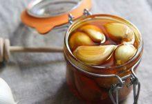فوائد الثوم مع العسل العلاجية