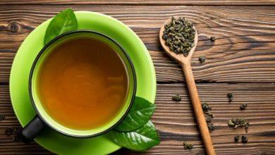 فوائد الشاي الاخضر لتخفيف الوزن