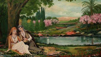 قصة فرحات وشيرين الفارسية
