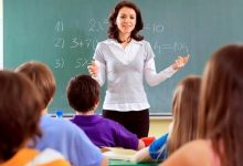 كلمة شكر وتقدير للمعلمة