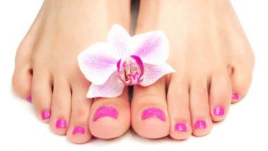 وصفات مضمونة لأقدام ناعمة ووردية وبدون تصبغات