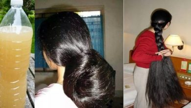 وصفة تجعل شعري كثيف وطويل وناعم