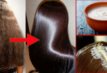 وصفة سحرية لتنعيم الشعر في نص ساعة