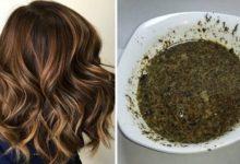 وصفة طبيعية تساعدك في تلوين شعرك بالمنزل